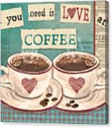Coffee Love-jp3593 Canvas Print