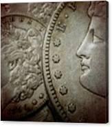 Coin Collector I Canvas Print