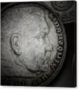 Coin Collector V Canvas Print