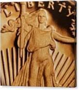 Coin Collector Viii Canvas Print