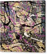 Colata  numero 11 Canvas Print