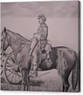 Colburn Canvas Print