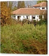 Colchagua Valley Villa  Canvas Print