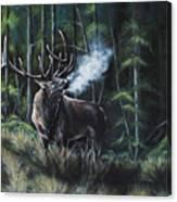 Cold Call Canvas Print