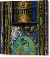 Cold Coffee Canvas Print