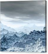 Cold Weather Environment Canvas Print