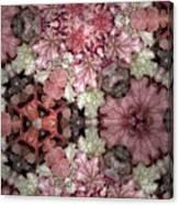 Coleus Patterns Canvas Print
