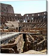 Coliseum 2 Canvas Print