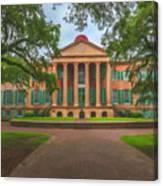 College Of Charleston Main Academic Building Canvas Print