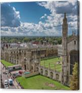 College Of Kings Canvas Print