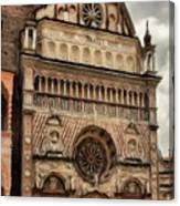 Colleoni Chapel Canvas Print