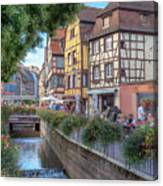 Colmar France Canvas Print