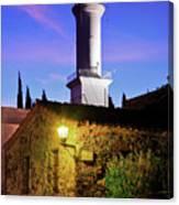 Colonia Lighthouse Canvas Print