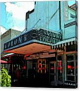 Colony Theatre Canvas Print