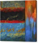 Color Abstraction Li  Canvas Print