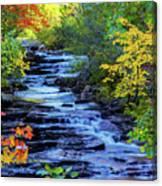 Color Alley Canvas Print