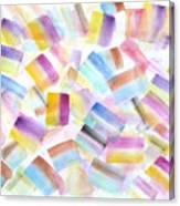 Color Burst 2 Canvas Print