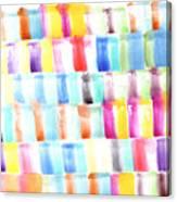Color Burst 3 Canvas Print