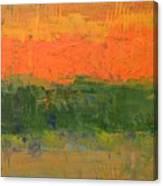 Color Collage Four Canvas Print