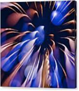 Color Explosion K863 Canvas Print