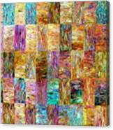 Color Fields Canvas Print