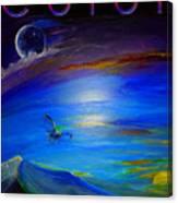 Color Futuristic Canvas Print