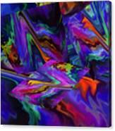 Color Journey Canvas Print