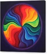 Color Joy Canvas Print