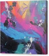 Color My World Canvas Print