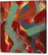 Color # 1-30 Canvas Print