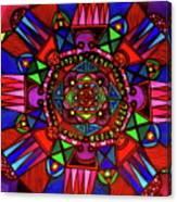 Color Paluzza II Canvas Print