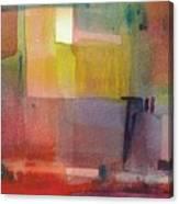 Color Patches Canvas Print