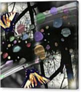 Color Reflections Canvas Print