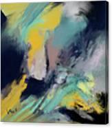 Color Space Canvas Print