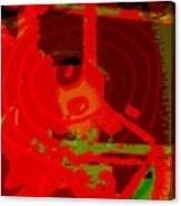 Color Trap Canvas Print