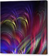 Color Vibes Canvas Print