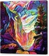 Colorado Abstract Canvas Print