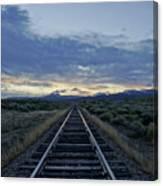 Colorado Daybreak Canvas Print