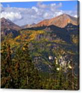 Colorado Fall Canvas Print