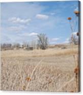 Colorado Plains Canvas Print
