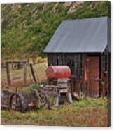 Colorado Ranch Canvas Print