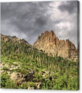 Colorado Ridgeway Canvas Print