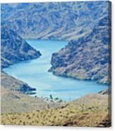 Colorado River Arizona Canvas Print