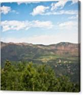 colorado Rockies 9 Canvas Print