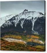 Colorado Seasons Canvas Print