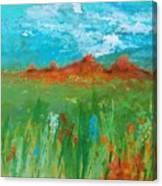 Colorado Spring Canvas Print