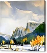 Colorado Winter 5 Canvas Print