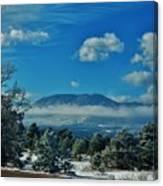 Colorado Winter Canvas Print