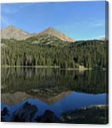 Colorado's Sawatch Range Canvas Print