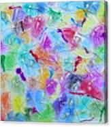 Colorama 3 Canvas Print